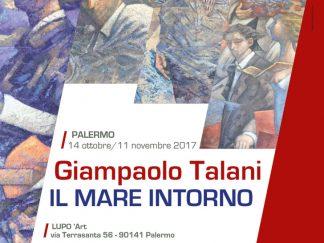 Pagina pubblicitaria Talani Palermo